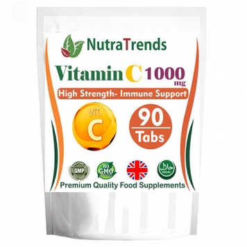 vitamin c 1000 mg by nutratrends