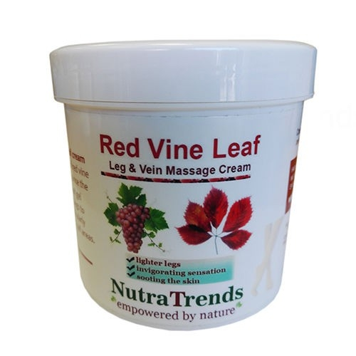 Red Vine Leaf Extract Gel For Vericose Veins,Tired Heavy Legs Fast Relief 250ml